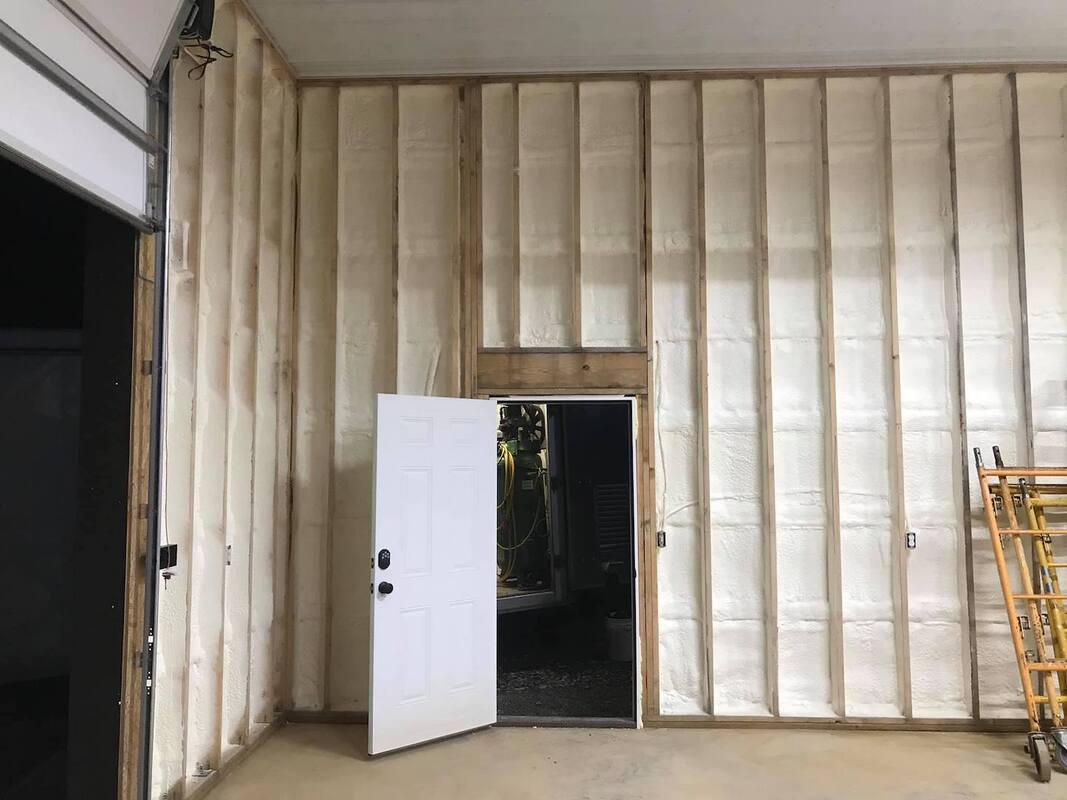 Commercial Closed-cell Spray Foam Insulation Bend, Oregon