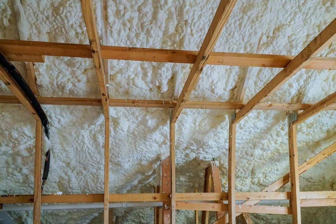 Roof Spray Foam Insulation Florence, Oregon
